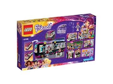LEGO 41106 - Friends Popstar Tourbus - 2
