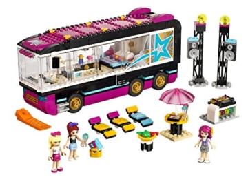 LEGO 41106 - Friends Popstar Tourbus - 3