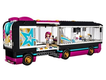 LEGO 41106 - Friends Popstar Tourbus - 4