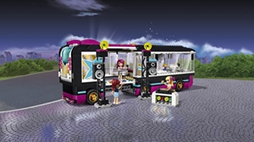 LEGO 41106 - Friends Popstar Tourbus - 6