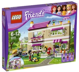 Lego Friends 3315 - Traumhaus - 1