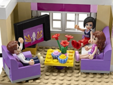 Lego Friends 3315 - Traumhaus - 12