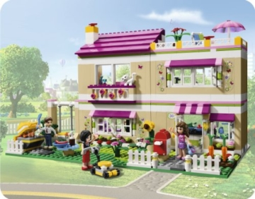 Lego Friends 3315 - Traumhaus - 17