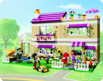 Lego Friends 3315 - Traumhaus - 2