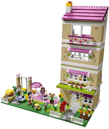 Lego Friends 3315 - Traumhaus - 5