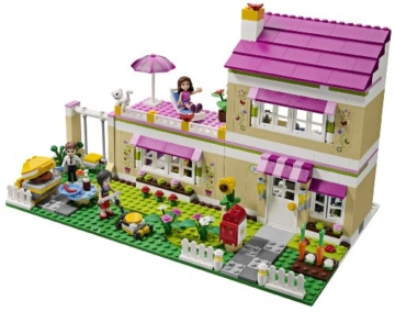 Lego Friends 3315 - Traumhaus - 6