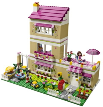 Lego Friends 3315 - Traumhaus - 7