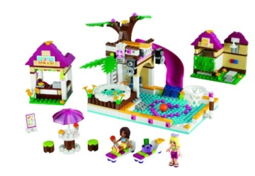 Lego Friends 41008 - Großes Schwimmbad - 3