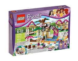 Lego Friends 41008 - Großes Schwimmbad - 1