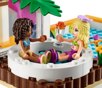 Lego Friends 41008 - Großes Schwimmbad - 5