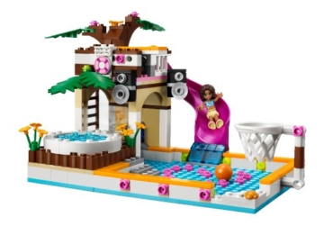 Lego Friends 41008 - Großes Schwimmbad - 6