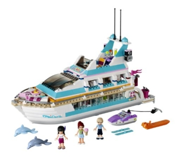 Lego Friends 41015 - Yacht - 2