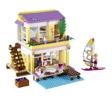 Lego Friends 41037 - Stephanies Strandhaus - 2