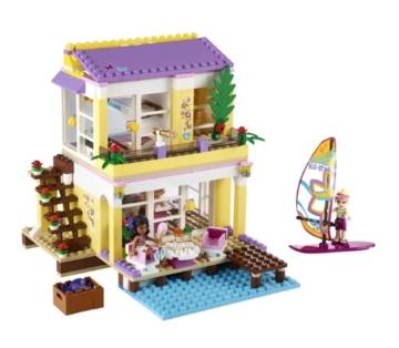 Lego Friends 41037 - Stephanies Strandhaus - 2