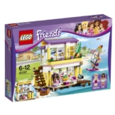 Lego Friends 41037 - Stephanies Strandhaus - 1