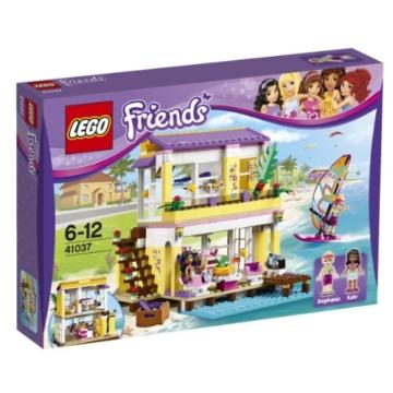 Lego Friends 41037 - Stephanies Strandhaus - 1