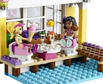 Lego Friends 41037 - Stephanies Strandhaus - 9