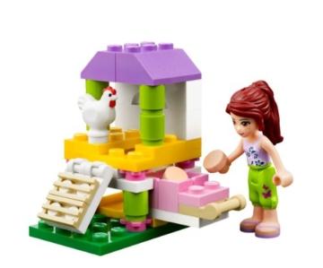 Lego Friends 41039 - Großer Bauernhof - 9