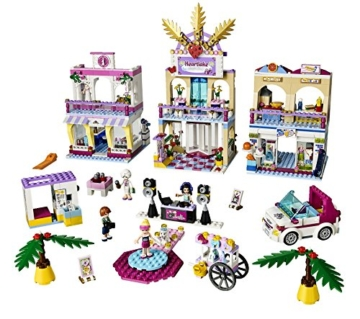 Lego Friends 41058 - Heartlake Einkaufszentrum - 2