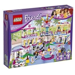 Lego Friends 41058 - Heartlake Einkaufszentrum - 1