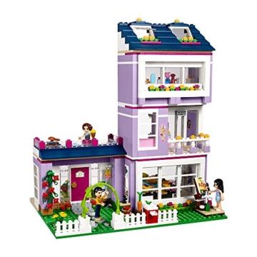 Lego Friends 41095 - Emma's Familienhaus - 4