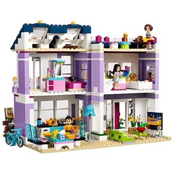 Lego Friends 41095 - Emma's Familienhaus - 5