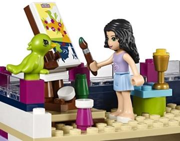 Lego Friends 41095 - Emma's Familienhaus - 6