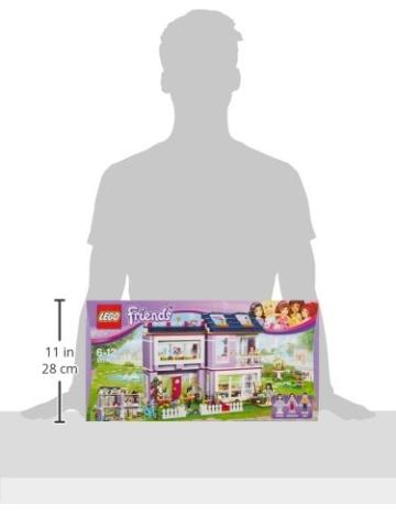 Lego Friends 41095 - Emma's Familienhaus - 9
