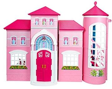 Mattel Barbie BJP34 - Traumhaus mit viel Zubehör - 2