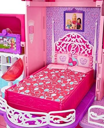 Mattel Barbie BJP34 - Traumhaus mit viel Zubehör - 4