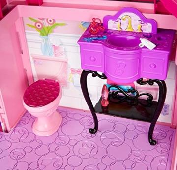 Mattel Barbie BJP34 - Traumhaus mit viel Zubehör - 5