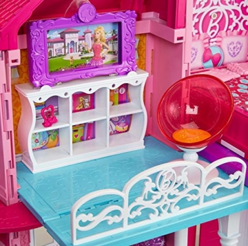 Mattel Barbie BJP34 - Traumhaus mit viel Zubehör - 6