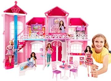 Mattel Barbie BJP34 - Traumhaus mit viel Zubehör - 10