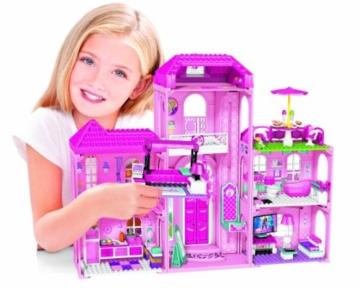 Mega Bloks 80229 - Barbie - Build 'n Style Luxus Villa - 11