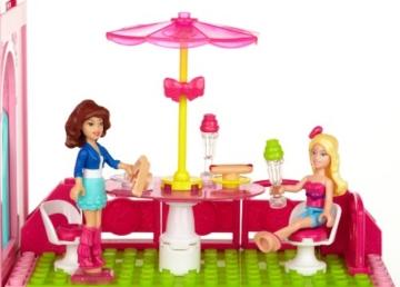 Mega Bloks 80229 - Barbie - Build 'n Style Luxus Villa - 12