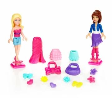 Mega Bloks 80229 - Barbie - Build 'n Style Luxus Villa - 5