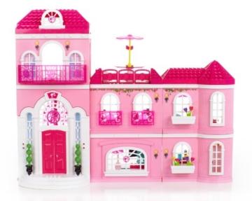 Mega Bloks 80229 - Barbie - Build 'n Style Luxus Villa - 8