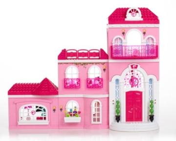 Mega Bloks 80229 - Barbie - Build 'n Style Luxus Villa - 9