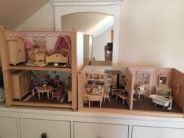 BODO HENNIG Puppenstube inkl. Ausstattung, Mädchen und Sammler