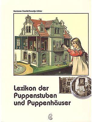 Cieslik / Köhler - Lexikon der Puppenstuben und Puppenhäuser