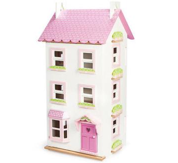 Le Toy Van Victoria Plätze mit Gänseblümchen Lane Möbel und puppen, puppenstuben
