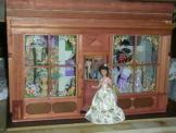 Pariser Modesalon/Mega Zubehör/ Einzelstück,Puppenstube,Puppenhaus/Catrichen