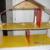 Puppenhaus - Puppenstube handgefertigt 70-er - Einzelstück - restauriert (2015)