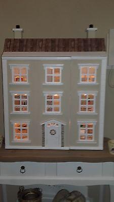 Puppenhaus - Puppenstube - Vintage-Style - frisch renoviert (2016)