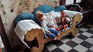 Puppenstube antik