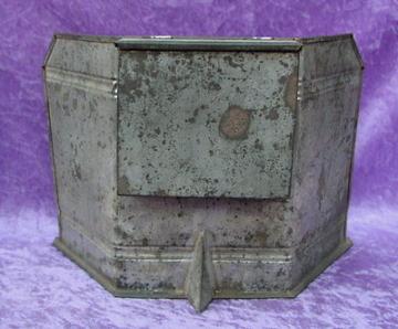 Rare alte Wasseranlage für Puppenstube - Küche aus dem 19. Jahrhundert
