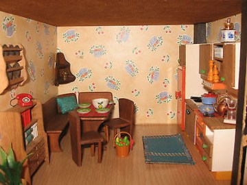 sio puppenhaus m lundby lisa m bel puppenstube puppenk che puppenh user und puppenstuben. Black Bedroom Furniture Sets. Home Design Ideas