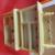VERO CENTA Puppenmöbel Esszimmer Möbelgarnitur für Puppenhäuser OVP Made in GDR