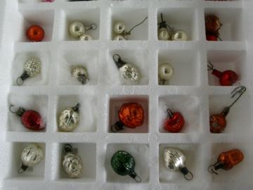 Weihnachtsbaum-Schmuck Puppenstube Puppenhaus Miniatur-Christbaumschmuck Puppen