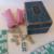 Antikes Miniatur Spiel kleine Dominosteine c1890 für antike Puppenstube